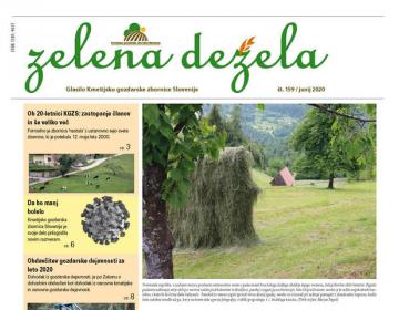 Zelena dežela 159 - junij 2020