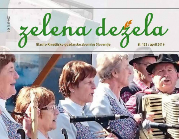 Zelena dežela 133 - april 2016
